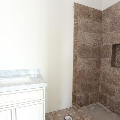 Homes for sale downtown Houston bathroom